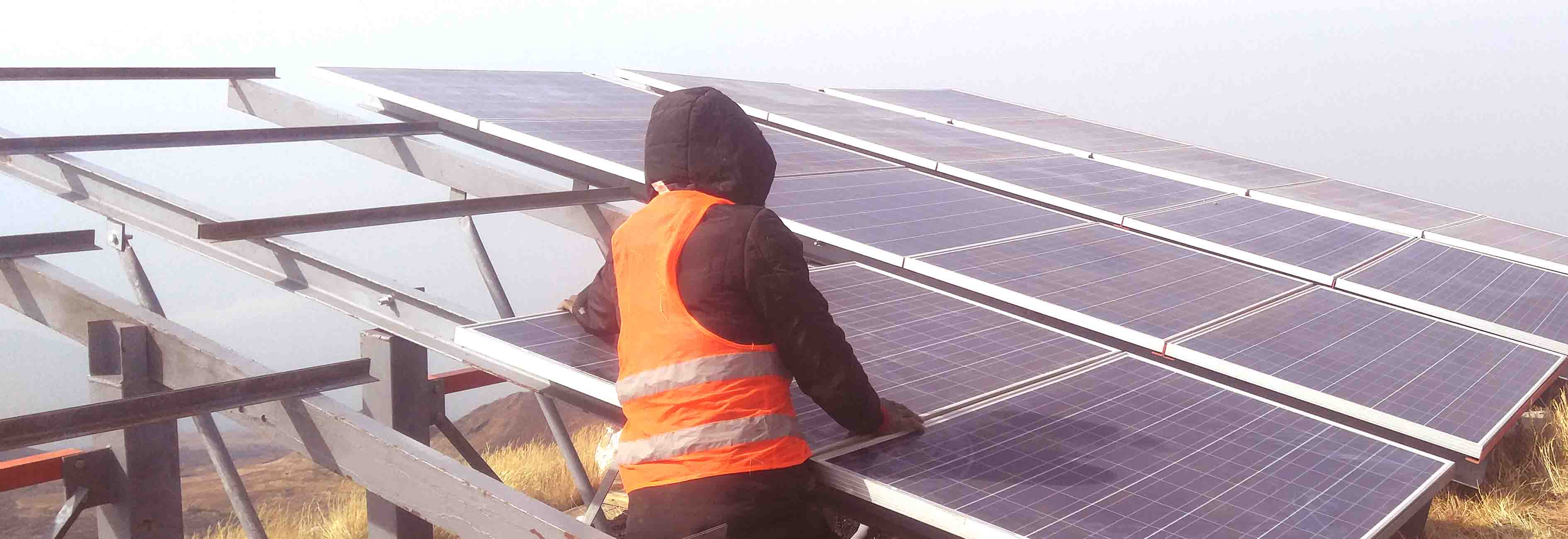 Afose Works Completes 9kw Solar Plant for Perenco